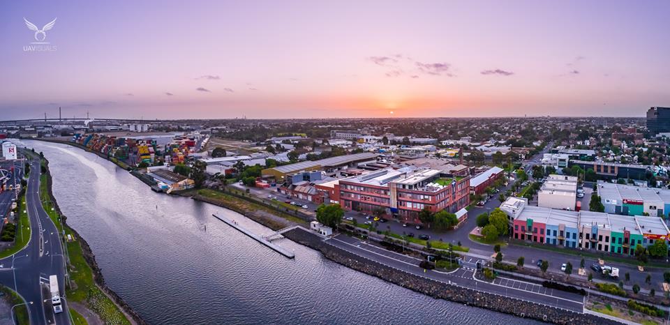 Dream Factory Footscray Panaroma