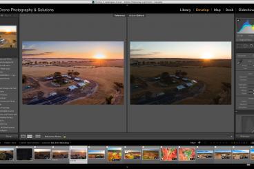 Drone Photo Editing Workshop