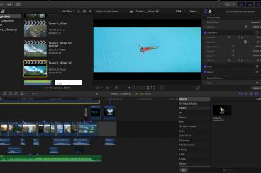 Drone Video Editing Workshop