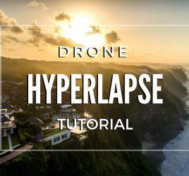 drone hyperlapse