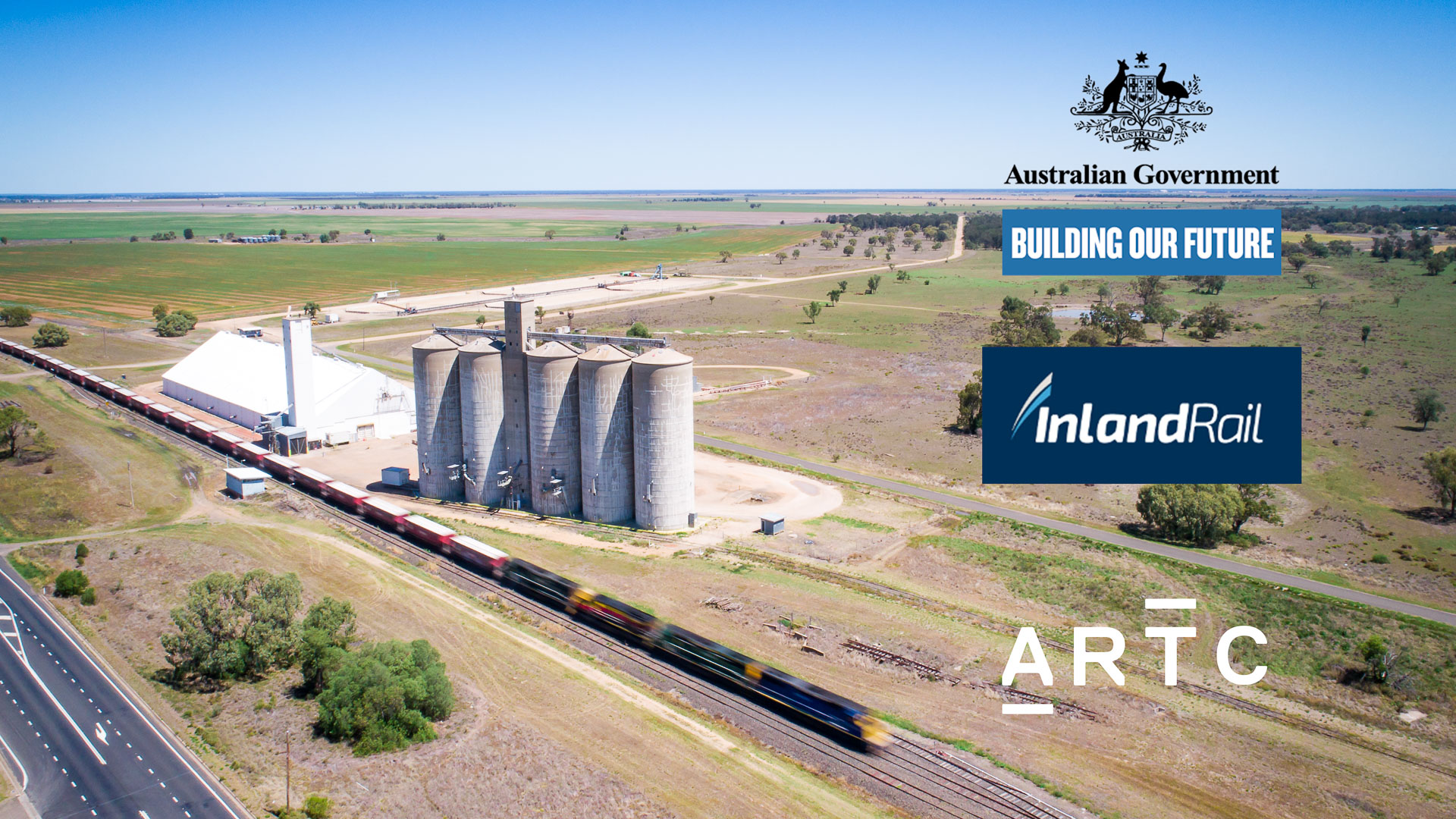 ARTC - National Rail Project