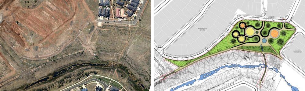Talliver Terrace Park Plans Wyndham City Council
